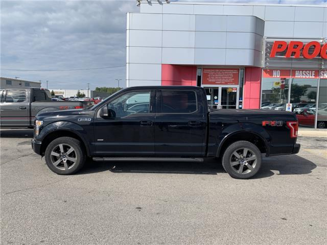 2016 Ford F-150 XLT (Stk: GFB46990) in Sarnia - Image 3 of 5