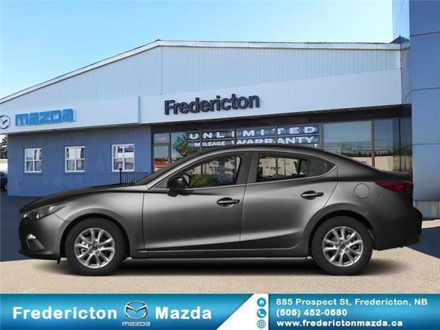 2016 Mazda Mazda3 GS (Stk: S29) in Fredericton - Image 1 of 1