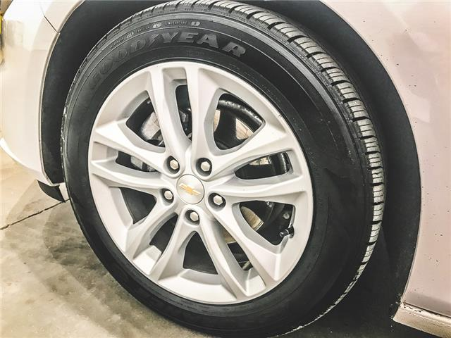 2018 Chevrolet Malibu LT (Stk: 21658A) in Edmonton - Image 10 of 30