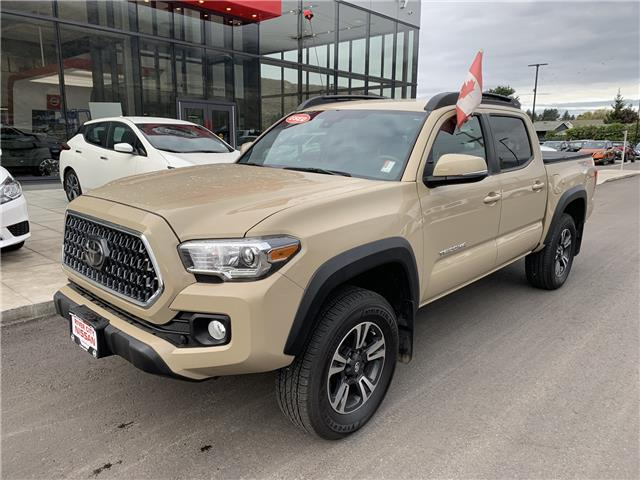2018 Toyota Tacoma TRD Off Road (Stk: UT1280) in Kamloops - Image 1 of 28