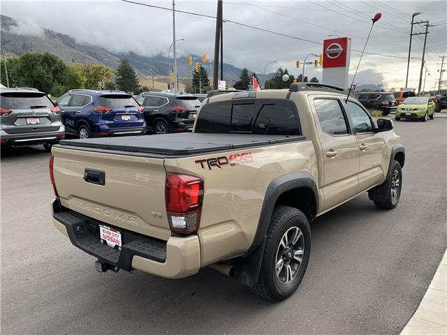 2018 Toyota Tacoma TRD Off Road (Stk: UT1280) in Kamloops - Image 5 of 28