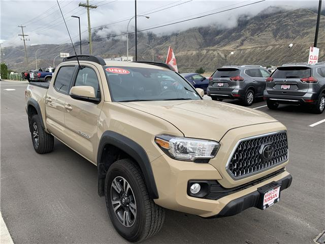 2018 Toyota Tacoma TRD Off Road (Stk: UT1280) in Kamloops - Image 7 of 28