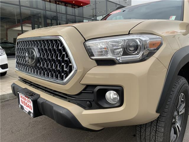 2018 Toyota Tacoma TRD Off Road (Stk: UT1280) in Kamloops - Image 9 of 28