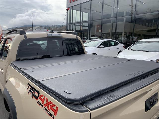 2018 Toyota Tacoma TRD Off Road (Stk: UT1280) in Kamloops - Image 12 of 28