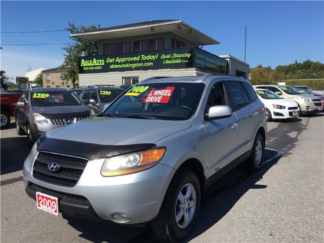 2009 Hyundai Santa Fe GL (Stk: 2561) in Kingston - Image 1 of 14
