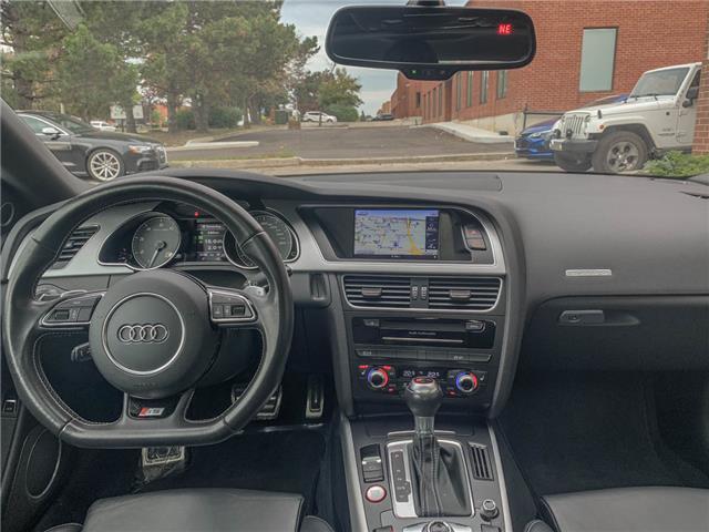 2016 Audi S5 3.0T Technik (Stk: ) in Woodbridge - Image 9 of 16