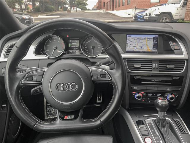 2016 Audi S5 3.0T Technik (Stk: ) in Woodbridge - Image 12 of 16