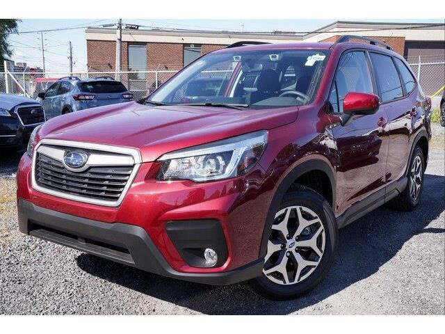 2019 Subaru Forester 2.5i Touring (Stk: SK921) in Ottawa - Image 1 of 25