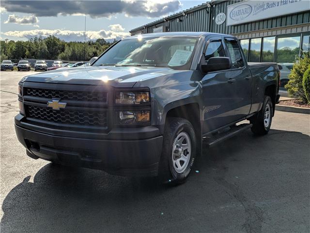 2014 Chevrolet Silverado 1500 2WT 1GCVKPEH1EZ351137 10521 in Lower Sackville