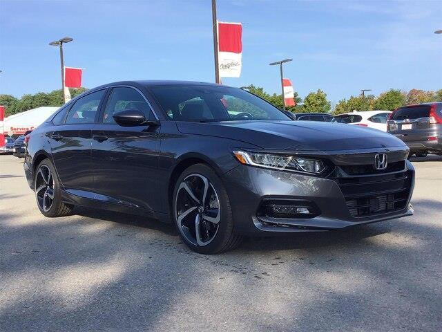 2019 Honda Accord Sport 2.0T (Stk: 191804) in Barrie - Image 8 of 21