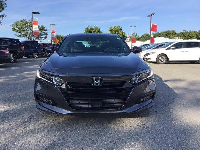 2019 Honda Accord Sport 2.0T (Stk: 191804) in Barrie - Image 17 of 21