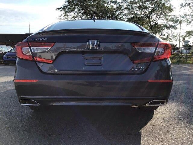 2019 Honda Accord Sport 2.0T (Stk: 191804) in Barrie - Image 19 of 21