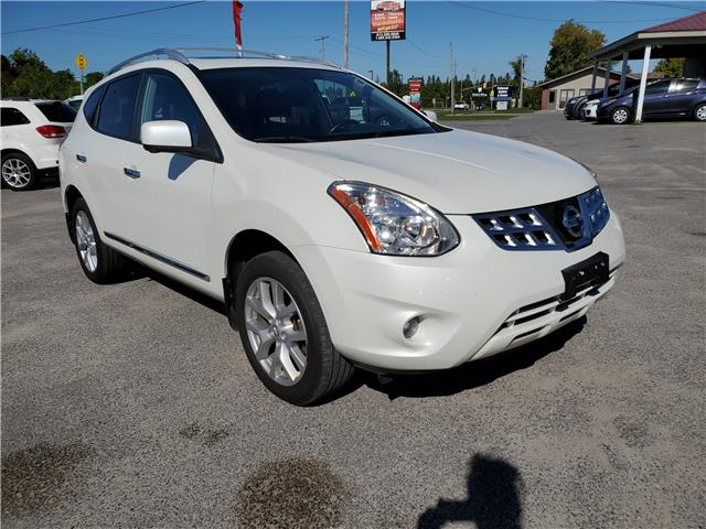 2013 Nissan Rogue SL (Stk: ) in Kemptville - Image 1 of 21
