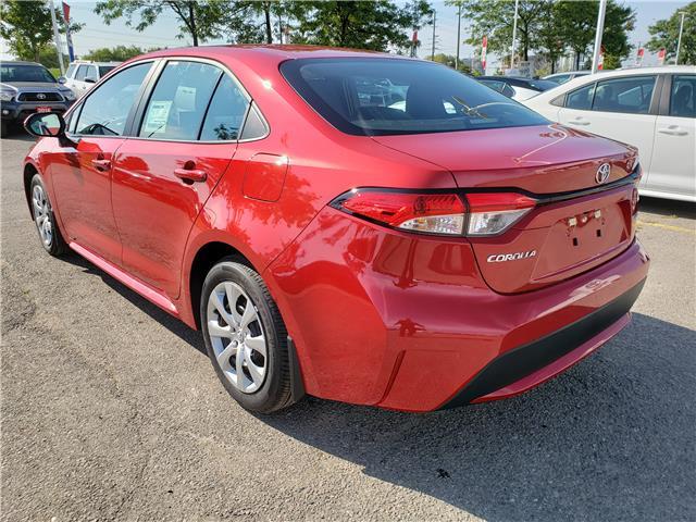 2020 Toyota Corolla LE (Stk: 20-096) in Etobicoke - Image 3 of 6