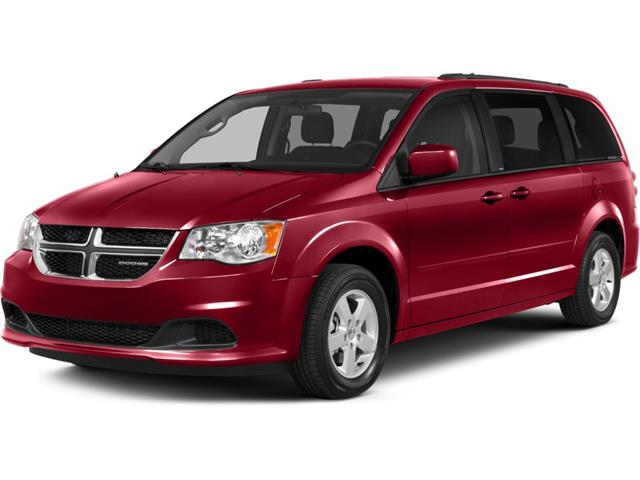 Used 2015 Dodge Grand Caravan SE/SXT Stow n' Go folds in to a flat cargo area - Edmonton - DriveNation - Edmonton