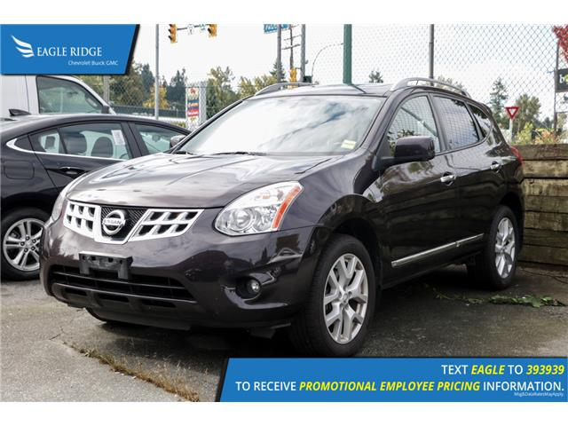 2012 Nissan Rogue S (Stk: 129126) in Coquitlam - Image 1 of 4