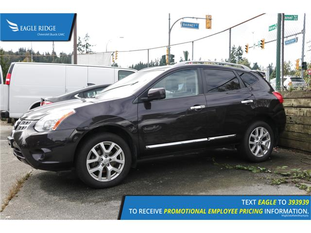 2012 Nissan Rogue S (Stk: 129126) in Coquitlam - Image 2 of 4
