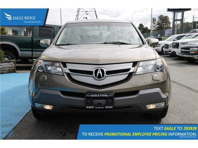 2009 Acura MDX Base (Stk: 098224) in Coquitlam - Image 2 of 17
