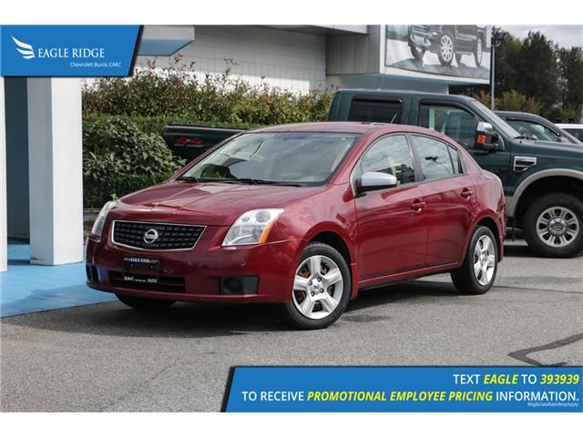 2007 Nissan Sentra 2.0 S (Stk: 079349) in Coquitlam - Image 1 of 14