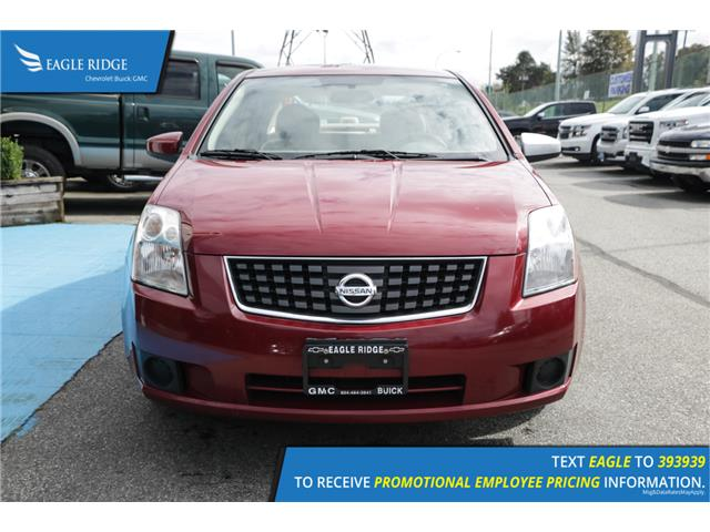 2007 Nissan Sentra 2.0 S (Stk: 079349) in Coquitlam - Image 2 of 14