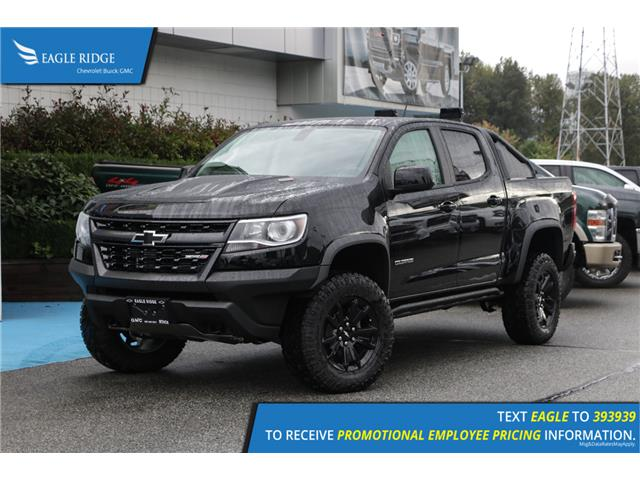 2020 Chevrolet Colorado ZR2 (Stk: 08112A) in Coquitlam - Image 1 of 18