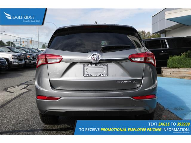 2020 Buick Envision Preferred (Stk: 04300A) in Coquitlam - Image 6 of 16
