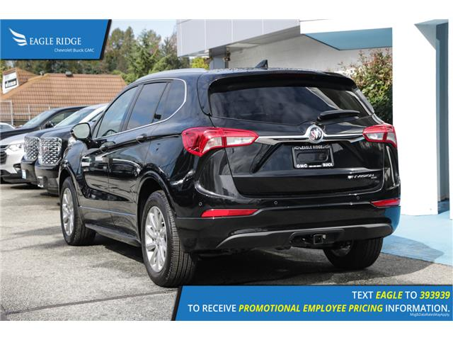2019 Buick Envision Essence (Stk: 94307A) in Coquitlam - Image 5 of 17