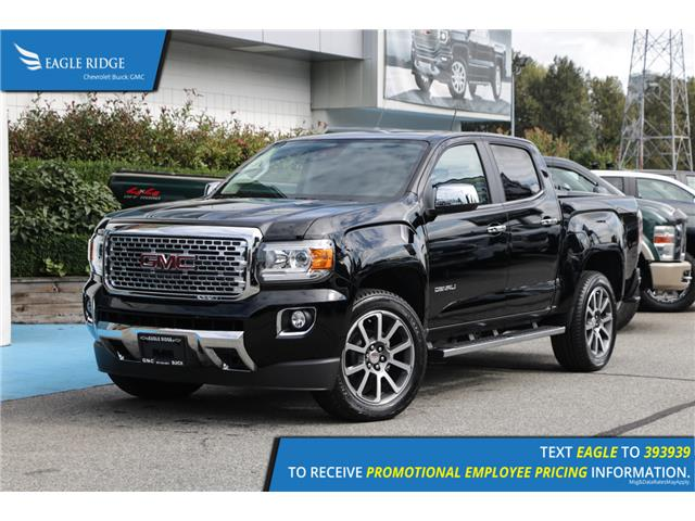 2020 GMC Canyon Denali (Stk: 08002A) in Coquitlam - Image 1 of 18