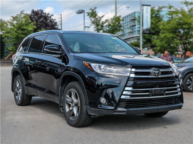 2017 Toyota Highlander  (Stk: 12449G) in Richmond Hill - Image 3 of 23