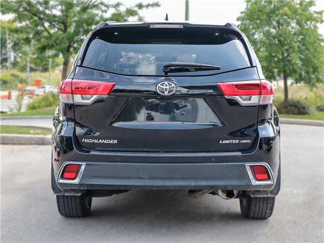 2017 Toyota Highlander  (Stk: 12449G) in Richmond Hill - Image 4 of 23