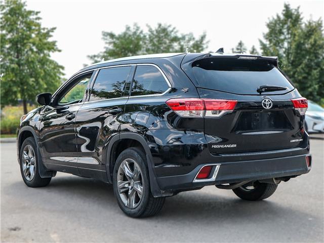 2017 Toyota Highlander  (Stk: 12449G) in Richmond Hill - Image 5 of 23