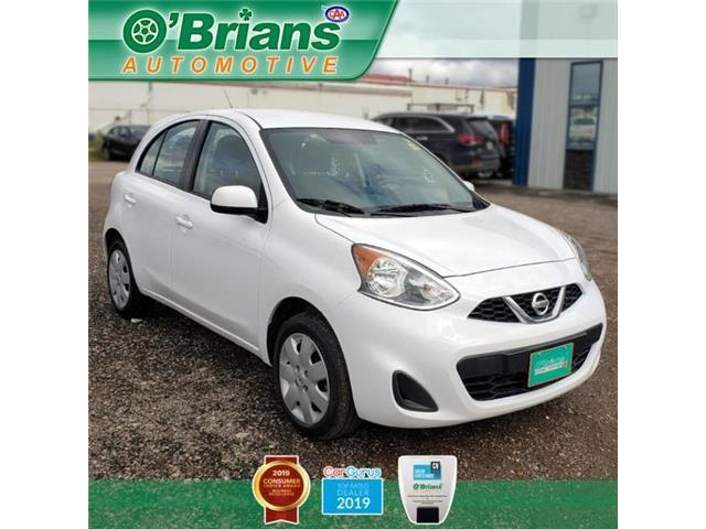 2017 Nissan Micra S (Stk: 12802A) in Saskatoon - Image 1 of 19