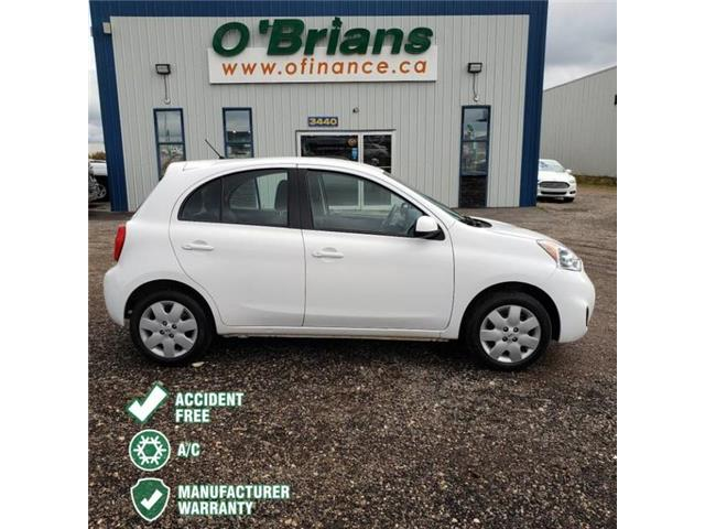 2017 Nissan Micra S (Stk: 12802A) in Saskatoon - Image 2 of 19