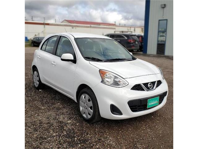 2017 Nissan Micra S (Stk: 12802A) in Saskatoon - Image 11 of 19