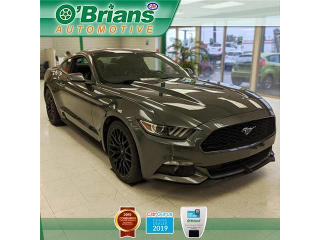 2017 Ford Mustang EcoBoost (Stk: 12834B) in Saskatoon - Image 1 of 27