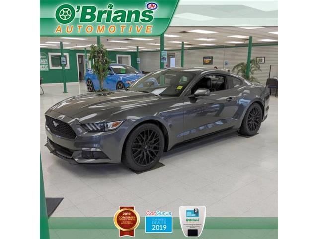 2017 Ford Mustang EcoBoost (Stk: 12834B) in Saskatoon - Image 27 of 27