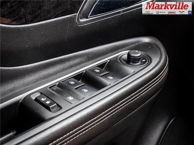 2015 Buick Encore LEATHER-BACK UP CAMERA-SUNROOF-1 OWNER (Stk: 218178A) in Markham - Image 10 of 28