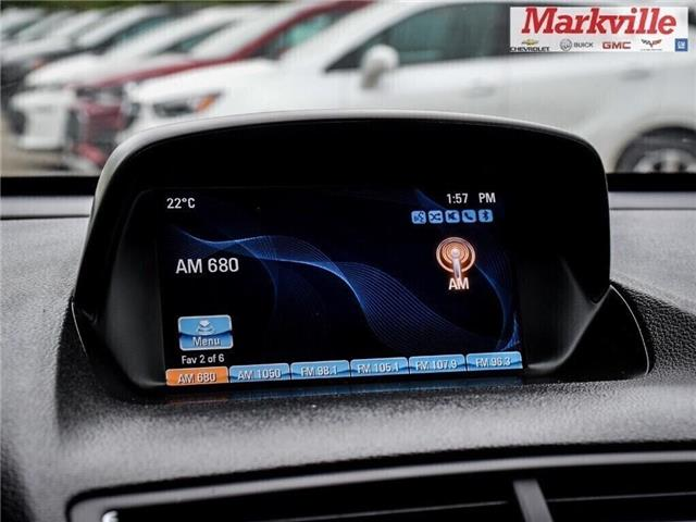 2015 Buick Encore LEATHER-BACK UP CAMERA-SUNROOF-1 OWNER (Stk: 218178A) in Markham - Image 16 of 28