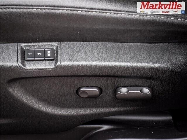 2015 Buick Encore LEATHER-BACK UP CAMERA-SUNROOF-1 OWNER (Stk: 218178A) in Markham - Image 26 of 28