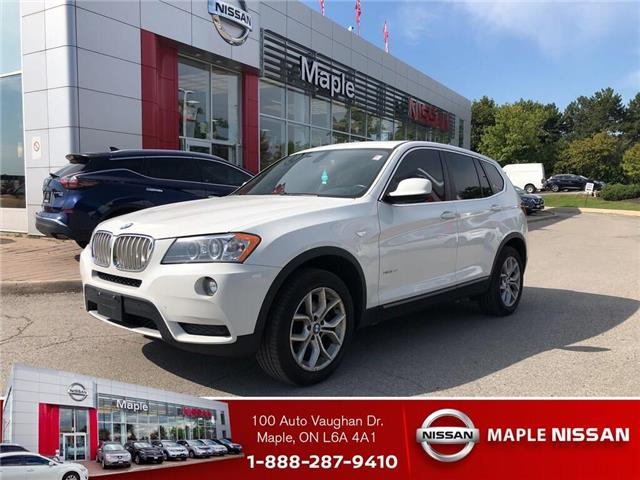 2012 BMW X3 28i (Stk: LM385A) in Maple - Image 1 of 20