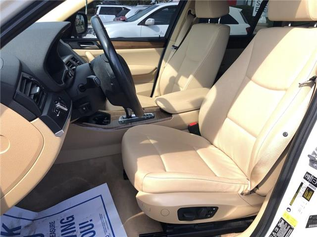 2012 BMW X3 28i (Stk: LM385A) in Maple - Image 12 of 20
