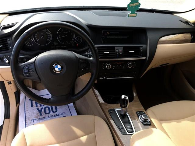 2012 BMW X3 28i (Stk: LM385A) in Maple - Image 14 of 20