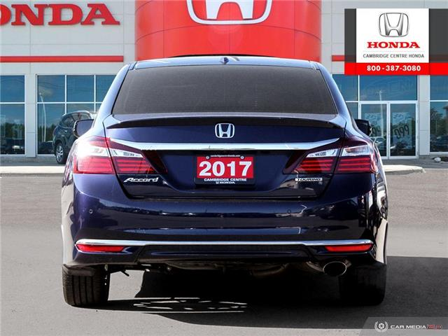 2017 Honda Accord Touring (Stk: 19773A) in Cambridge - Image 5 of 27
