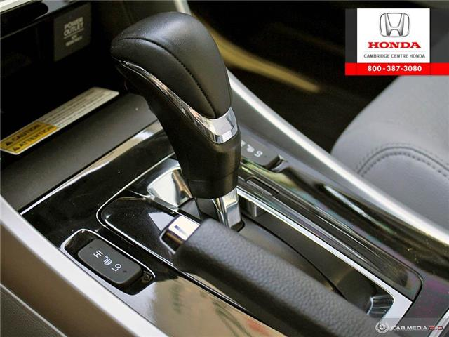 2017 Honda Accord Touring (Stk: 19773A) in Cambridge - Image 23 of 27