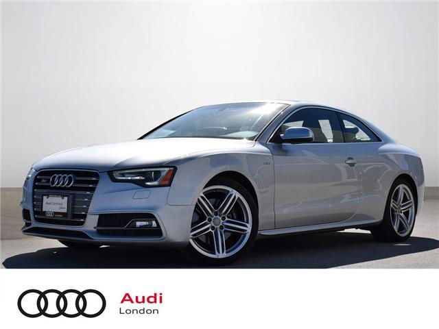 2013 Audi S5 3.0T Premium (Stk: 401685A) in London - Image 1 of 27