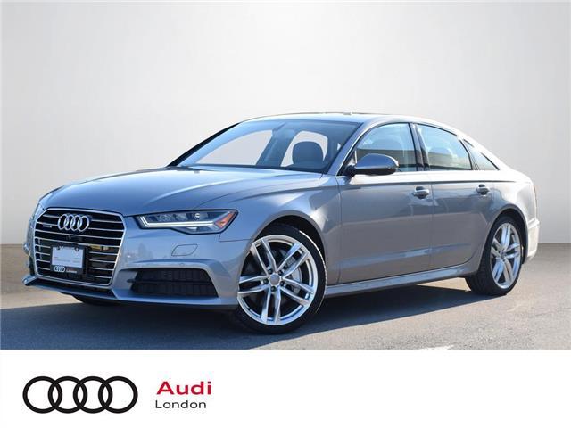 2018 Audi A6 2.0T Technik (Stk: 627424) in London - Image 1 of 27