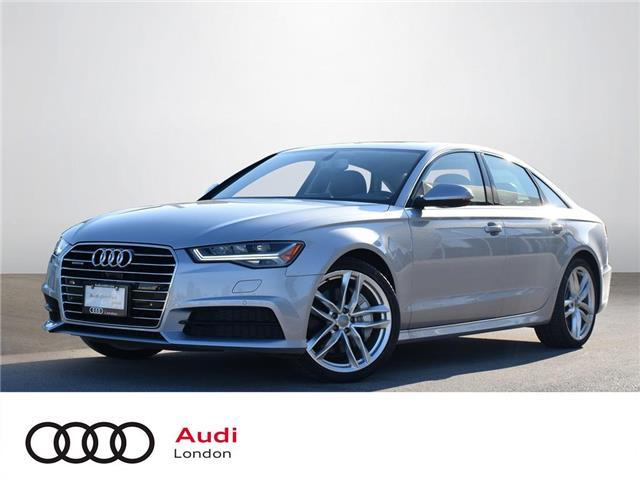 2018 Audi A6 3.0T Technik (Stk: 621818) in London - Image 1 of 27