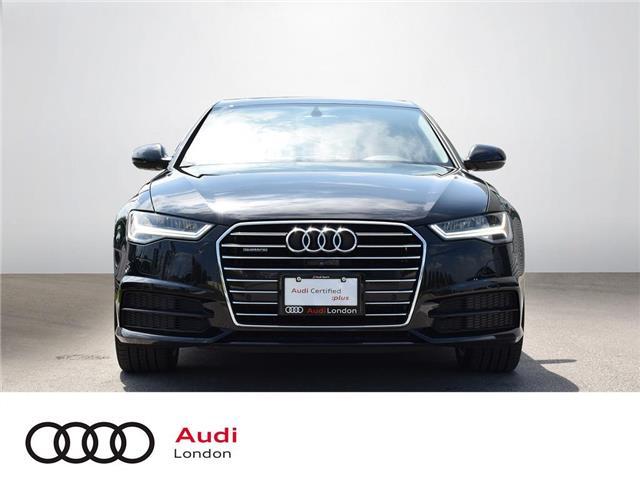 2017 Audi A6 3.0T Technik (Stk: 628044) in London - Image 1 of 30