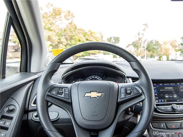 2018 Chevrolet Trax LT (Stk: D1486) in Regina - Image 26 of 54