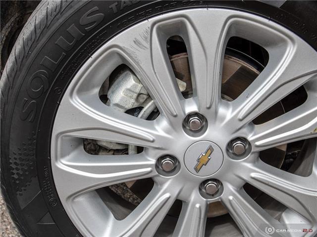 2018 Chevrolet Spark 1LT CVT (Stk: D1491) in Regina - Image 12 of 56